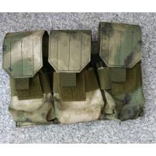 Подсумок для 3 магазинов AK атакс GFC Tactical акция 30%
