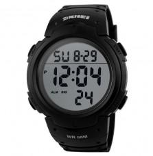 Купить Часы тактические SKMEI 1068 Black в интернет-магазине Каптерка в Киеве и Украине
