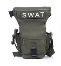 Купить Сумка набедренная SWAT Silver Knight OLIVE в интернет-магазине Каптерка в Киеве и Украине