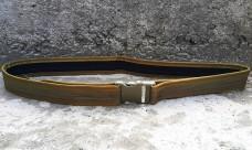 Тактический ремень цвет койот ширина 40мм годится как брючный