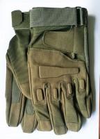 Тактические перчатки OLIVE
