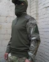 UBACS GEN II  камуфляж Atacs AU легкая рубашка под бронежилет