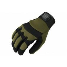 Перчатки тактические GFC олива