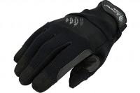 Тактические перчатки Armored Claw кевлар тачскрин Thinsulate Черные