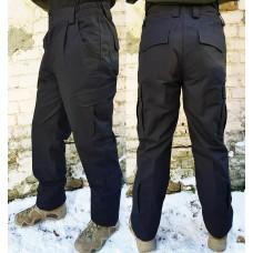 Брюки М-65 хлопок, цвет черный