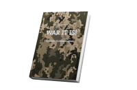 Книга War It Is Dmytro Muravskiy