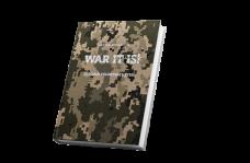 Купить Книга War It Is Dmytro Muravskiy в интернет-магазине Каптерка в Киеве и Украине