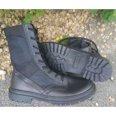 Летние ботинки Тканевые вставки, усиленные стропой