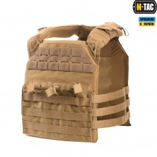 Чехол бронежилета (плитоноска) M-TAC ALPC 1000D Cordura COYOTE