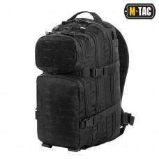 20л рюкзак M-Tac ASSAULT PACK LASER CUT BLACK