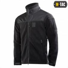 Куртка флисовая M-Tac Alpha Microfleece Police Night