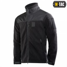 Куртка флисовая M-Tac Alpha Microfleece Police Night