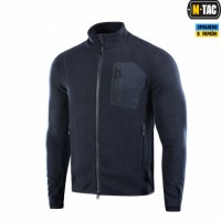 Флиска M-TAC STEALTH MICROFLEECE GEN.2 DARK NAVY BLUE