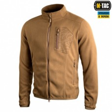 Кофта M-Tac STEALTH MICROFLEECE GEN.II COYOTE BROWN