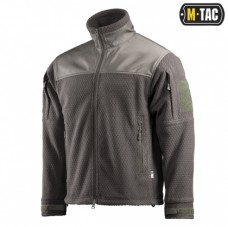 Куртка M-TAC HEXAGON ALPHA MICROFLEECE JACKET OLIVE