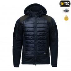 Куртка софтшел M-TAC WIKING LIGHTWEIGHT DARK NAVY BLUE