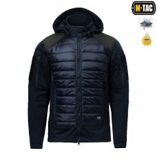 Куртка софтшел M-TAC WIKING LIGHTWEIGHT DARK NAVY BLUE