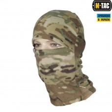 Балаклава флисовая М-ТАС Multicam Комфорт холод **