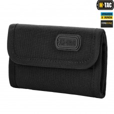 M-Tac кошелек ELITE Black Cordura