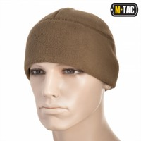 Шапка M-Tac Watch Cap фліс Windblock 380 Coyote
