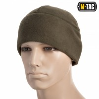 Шапка M-Tac Watch Cap фліс Windblock 380 Olive