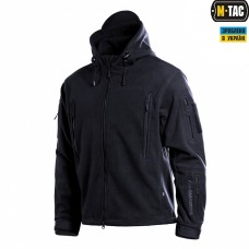 Куртка флисовая M-Tac WINDBLOCK DIVISION GEN.2 DARK NAVY BLUE