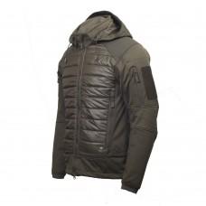 Куртка M-TAC WIKING LIGHTWEIGHT OLIVE софтшел, био-пух SUSTANS