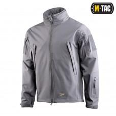 Куртка софтшел M-TAC GRAY