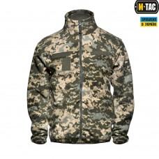 Куртка флисовая M-Tac ARMY FLEECE 320гм MM14 укрпиксель