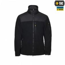 Куртка флісова M-Tac Alpha Microfleece Gen.II Black