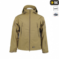 Куртка софтшел M-TAC SOFT SHELL TAN