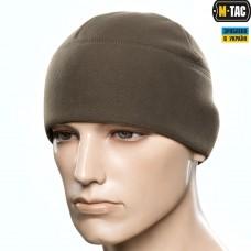 Купить Шапка флисовая M-TAC DARK OLIVE Комфорт холод *** в интернет-магазине Каптерка в Киеве и Украине