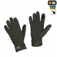 Зимние перчатки M-Tac Winter OLIVE