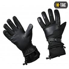 Зимние перчатки M-Tac POLAR TACTICAL THINSULATE BLACK