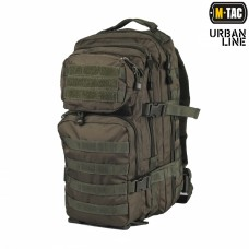20л рюкзак Assault Pack M-Tac Олива