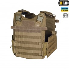 Чехол бронежилета (плитоноска) M-TAC AFPC COYOTE