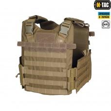 Чехол бронежилета (плитоноска) M-TAC AFPC COYOTE 1000D Cordura