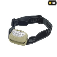 Ліхтар налобний M-TAC 4+1 LED