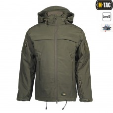 Куртка софтшел M-TAC SOFT SHELL POLICE OLIVE