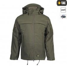 Куртка софтшелл M-TAC SOFT SHELL POLICE OLIVE