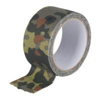Стрічка клейка камуфляж флектарн Mil-Tec