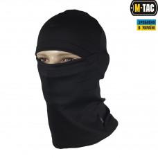 Купить Черная балаклава M-TAC  в интернет-магазине Каптерка в Киеве и Украине