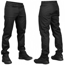 Брюки M-TAC STREET TACTICAL FLEX BLACK с пропиткой Teflon