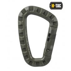 Карабин пластиковый M-Tac олива