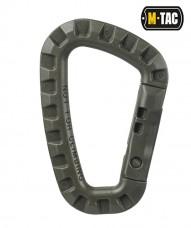 Карабін пластиковий M-Tac олива