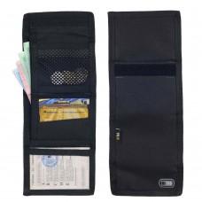 M-Tac кошелек с отделением для карточек Black