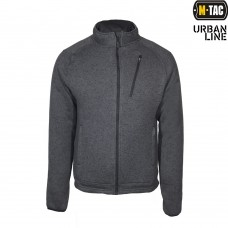 Куртка флисовая М-ТАС LEGAT FLEECE JACKET GREY