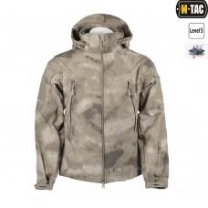 Куртка софтшел M-TAC SOFT SHELL A-TACS AU