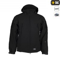 Куртка софтшел M-TAC SOFT SHELL BLACK