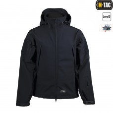 Куртка софтшел M-TAC SOFT SHELL NAVY BLUE